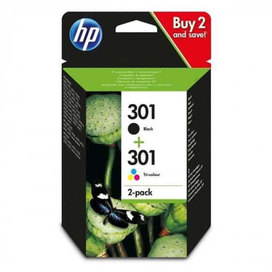 HP 301 Cartouches d'encre...