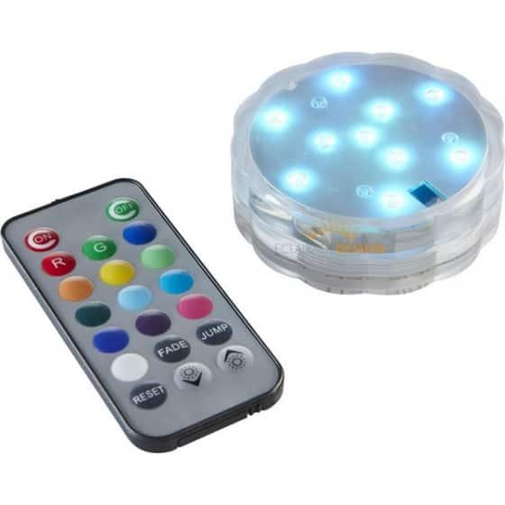 LED Multicolor Etanche avec Télécommande LBM