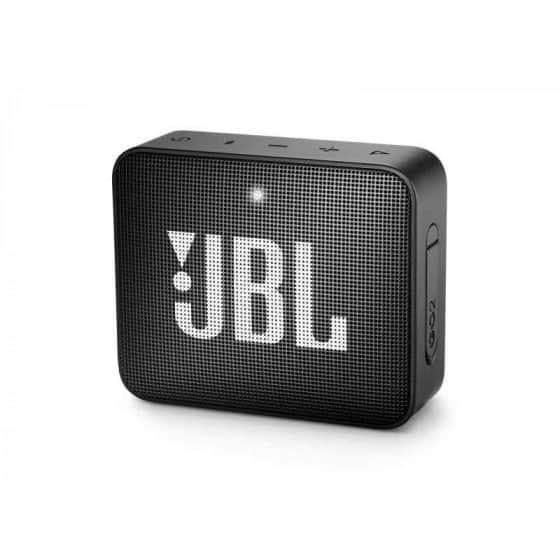JBL GO 2 Mini enceinte portable Bluetooth Noire JBLGO2BLK