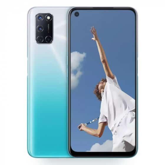 Smartphone Oppo A52 64GB Double SIM Twilight Noir Neuf