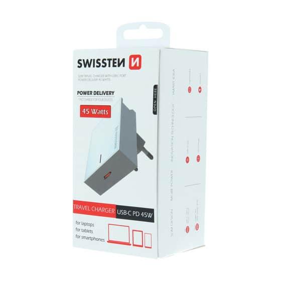 Chargeur Swissten + entree...