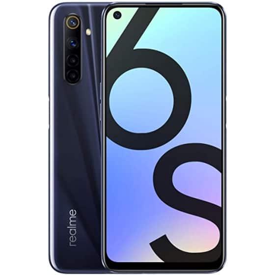 Téléphone Realme 6S 64GB Noir Neuf