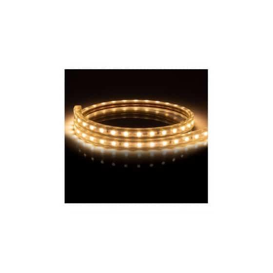 Bandes LED Ledkia Blanc chaud 3000K (1 m) A+ 10 W 840 lm