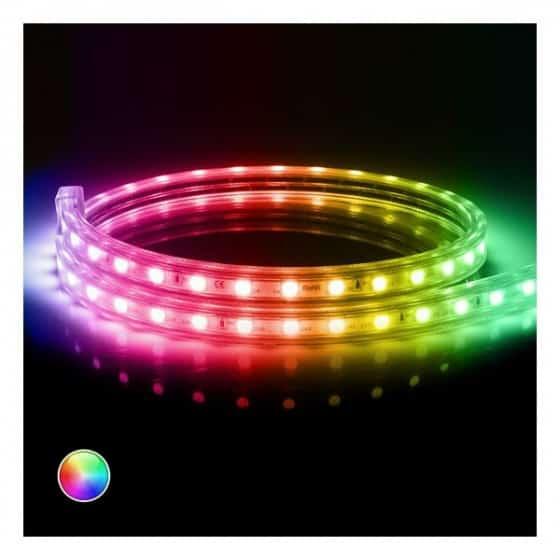 Bandes LED Ledkia LED Couleur A+ 10 W
