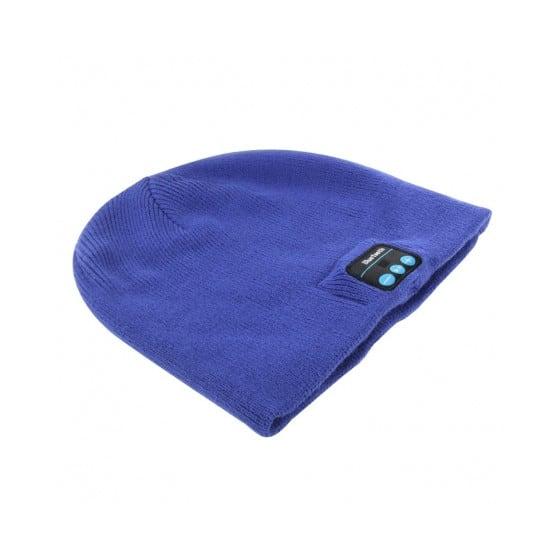 Bonnet Casque Audio Bluetooth LBM Bleu