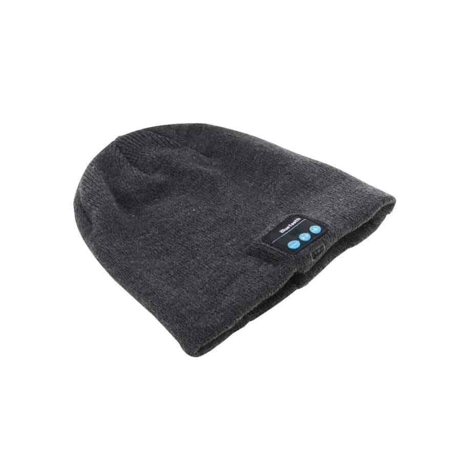 Bonnet Casque Audio Bluetooth LBM Gris