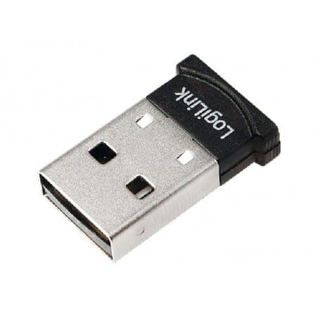 Adaptateur Logilink micro USB 2.0 Bluetooth 4.0 Classe 1 (BT0015)