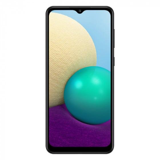 Samsung A022G/DS Galaxy A02 (6.5'' - Double Sim - 32 Go, 3 Go RAM) Noir