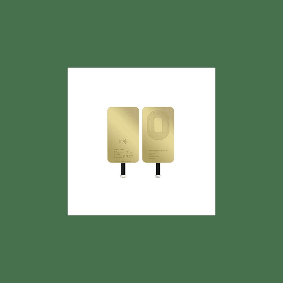 LBM Récepteur de Charge QI Pour Chargeur Induction - Lightning Apple