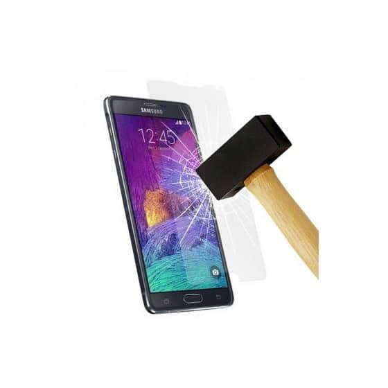Film verre trempé - Samsung Galaxy Note 4 protection écran