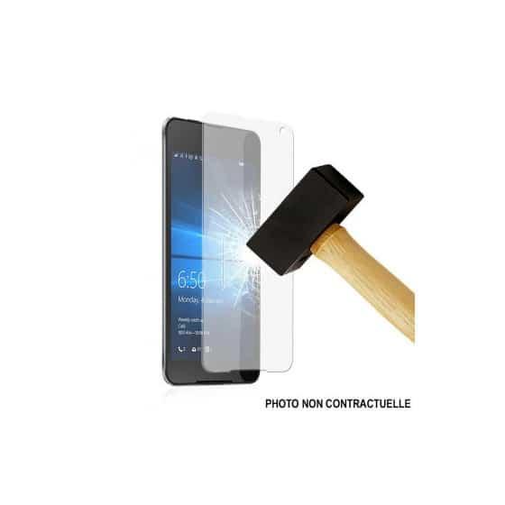 Protection Ecran Verre Trempé - Microsoft Lumia 650 - Transparent