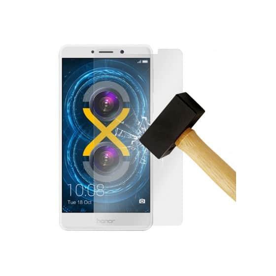 Protection Ecran Verre Trempé - Huawei Honor 6X - Transparent