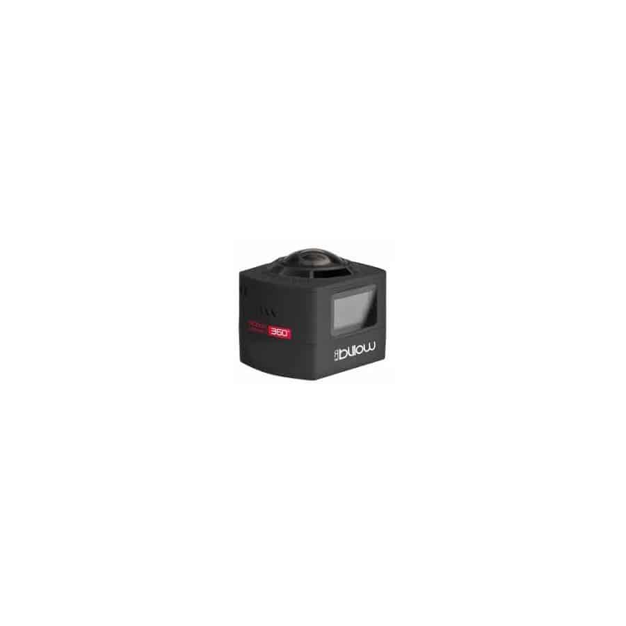 BILLOW Action Caméra 360 HD WIFI XS360PROB-P