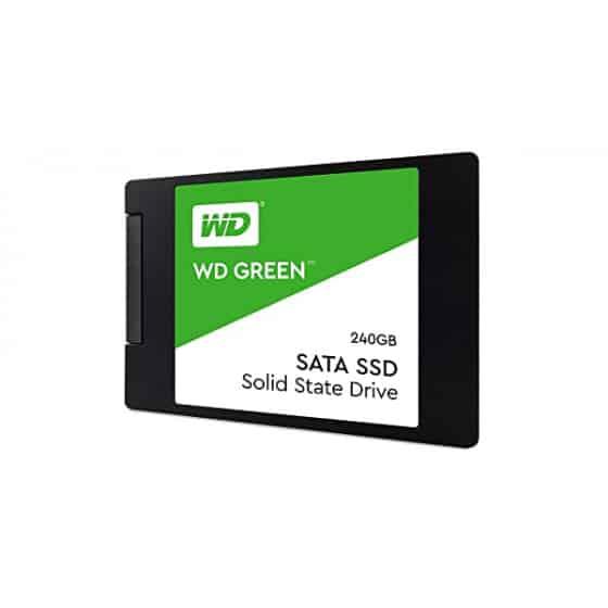 Disque dur Western Digital WDS240G2G0A 240 GB SSD SATA 3
