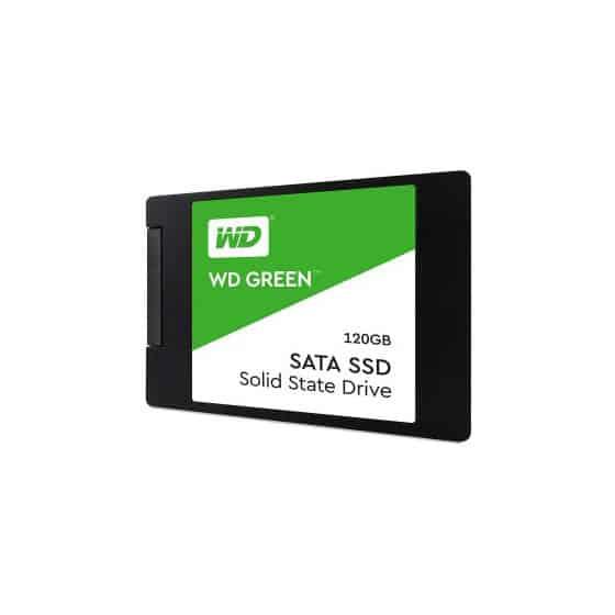 Disque dur Western Digital WDS120G2G0A 120 GB SSD SATA III