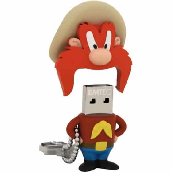 Clé USB 8GB EMTEC Looney Tunes (Yosemite Sam)